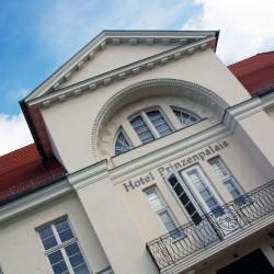 Hotel Prinzenpalais Bad Doberan - Für Prinzen und Prinzessinnen erbaut