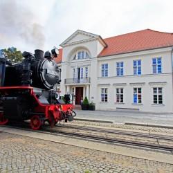 Hotel Prinzenpalais Bad Doberan - Bäderbahn Molli