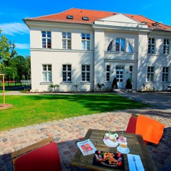Hotel Prinzenpalais Bad Doberan - Das Kleine Palais