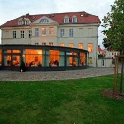 Hotel Prinzenpalais Bad Doberan - unsere Orangerie