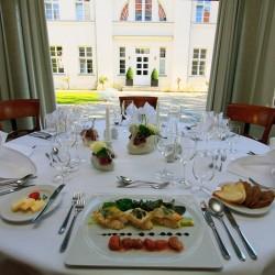 Hotel Prinzenpalais Bad Doberan - Frühstück in der Orangerie