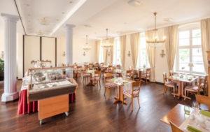 Hotel Prinzenpalais Bad Doberan - Die Herzoglichen Säle