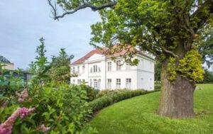 Hotel Prinzenpalais Bad Doberan - Das kleine Plais im Hinterhof des Hotels
