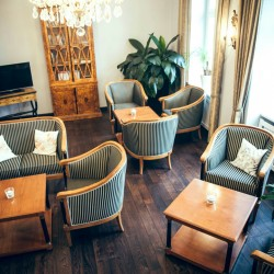 Hotel Prinzenpalais Bad Doberan - Unsere Bibliothek zum Lesen und Abschalten