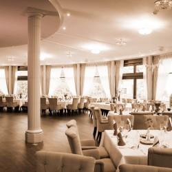 Hotel Prinzenpalais Bad Doberan - Frühstücken im schönsten Restaurant der Stadt