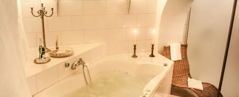 Hotel Prinzenpalais Bad Doberan - Wellness in der Whirlwanne